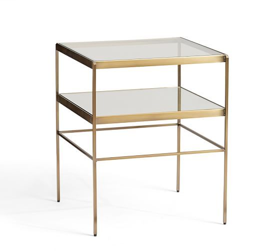 Mercer Cube Accent Table