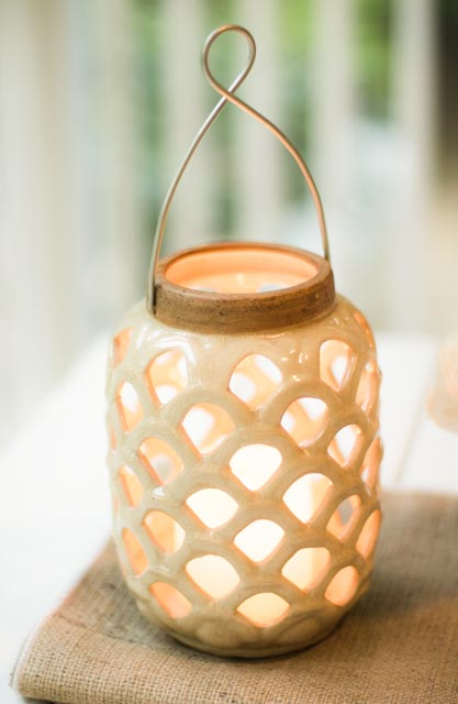 Details + Accessories, Soiree Lanterns