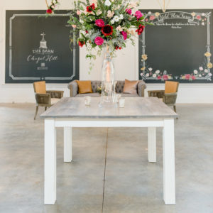 The Barn of Chapel Hill Signature Farm Serving Table