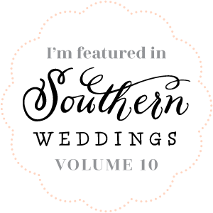 Southern Weddings Volume 10 Badge