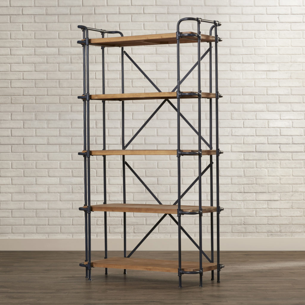 Bars + Bar Backs, Henry Shelving Unit Not Staged
