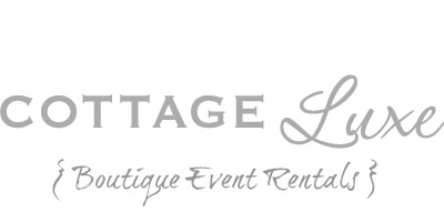 Cottage Luxe - Boutique Event Rentals
