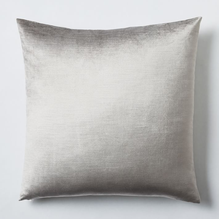 gray luxe pillow copy velvet gold ultra product cover