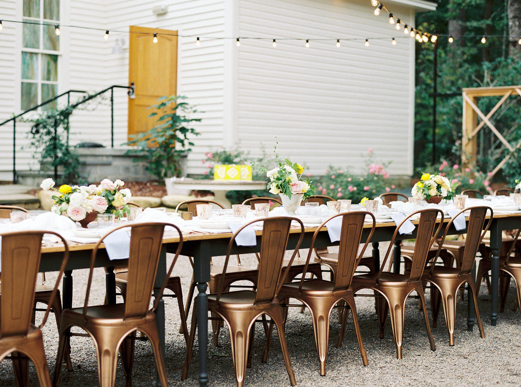 Guest Seating - Look Book, Copper Chairs