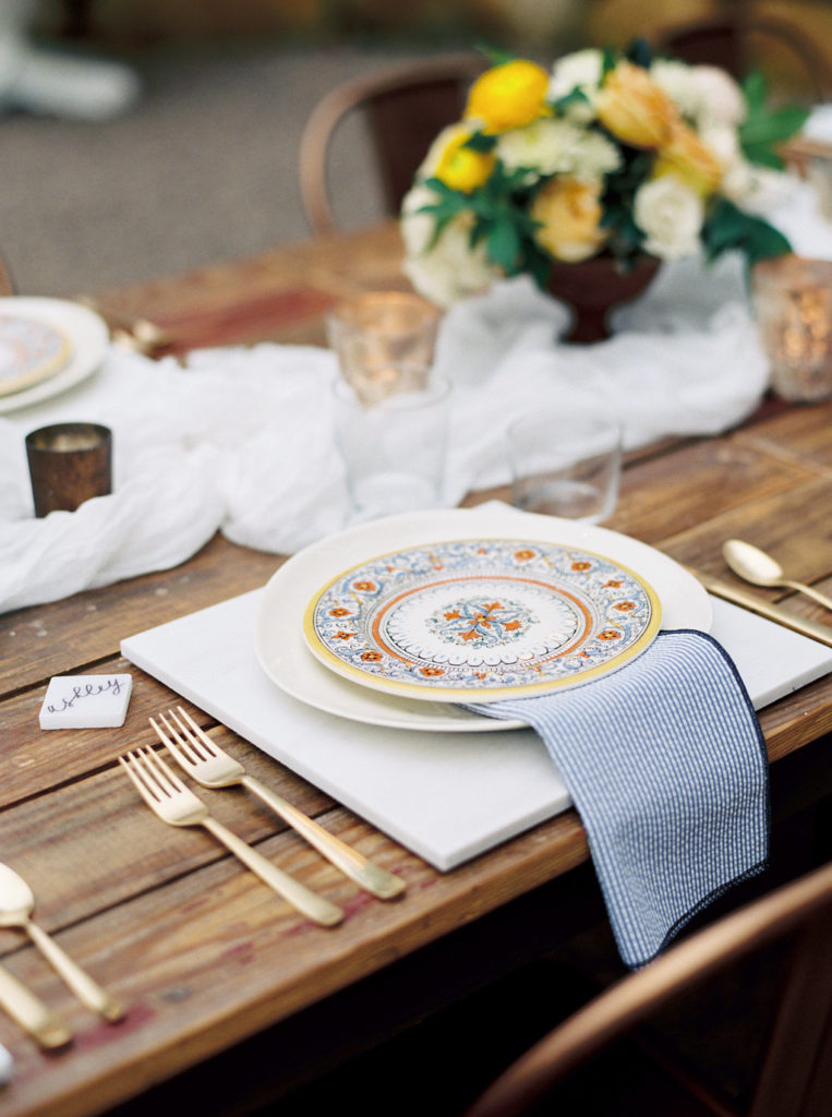 Tabletops - Look Book, Cottage Luxe Elegantly Styled Tabletop