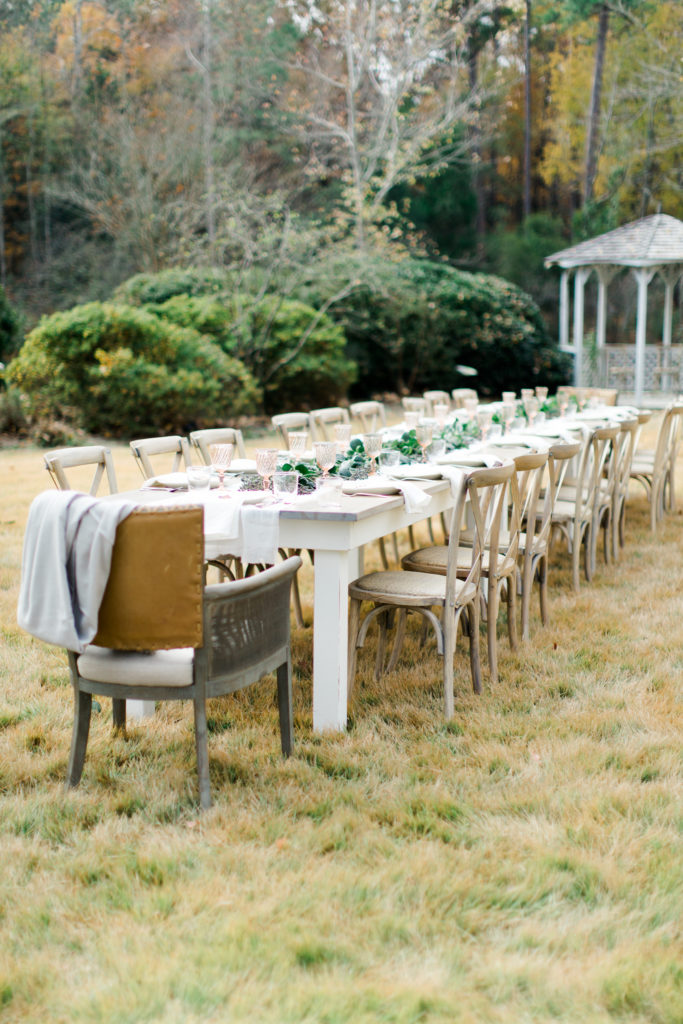Guest Seating - Look Book, Outdoor Party