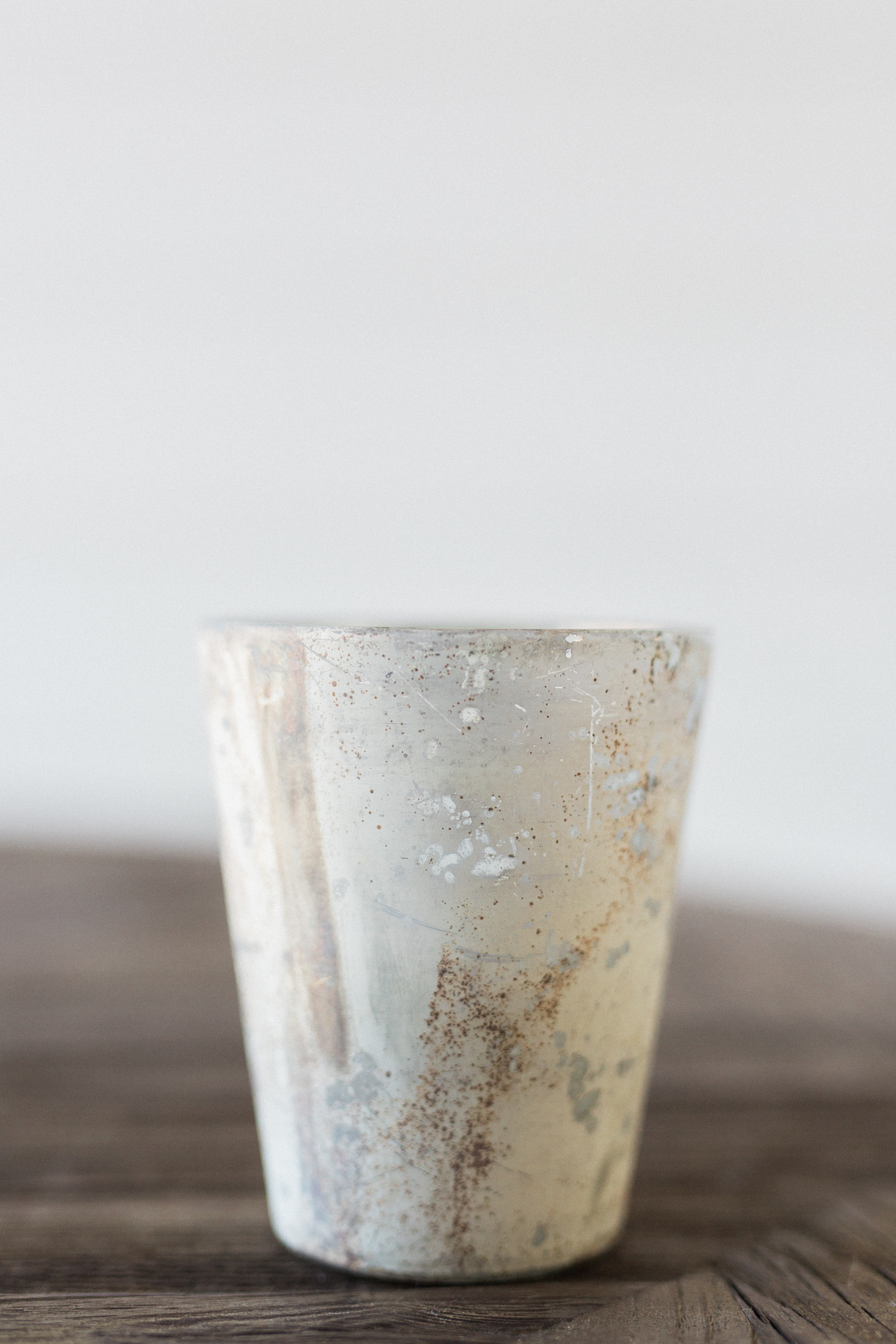 Details + Accessories, Marbled Votive/Flower Holders