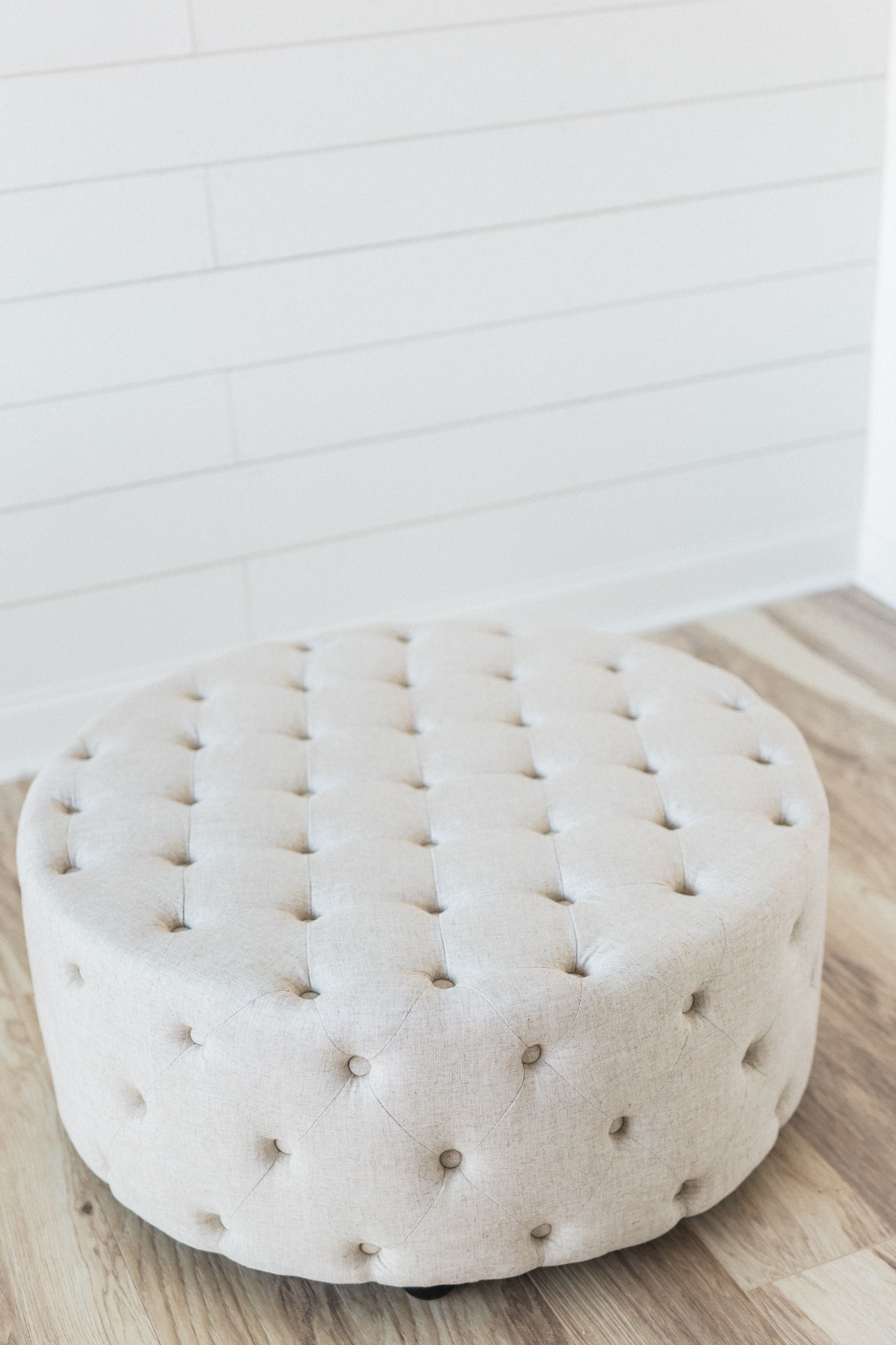 Upholstered Furniture, Emily Tufted Ottoman