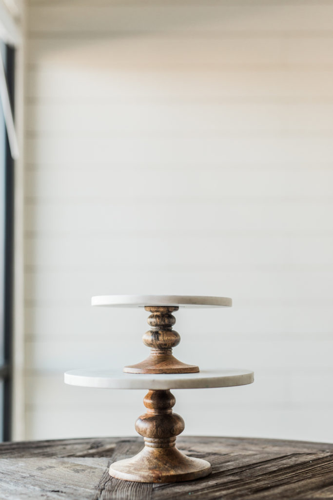 Details + Accessories, Bijoux Cake Stands
