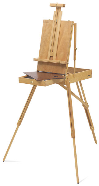 Props + Large Accessories, Sabine French Easel