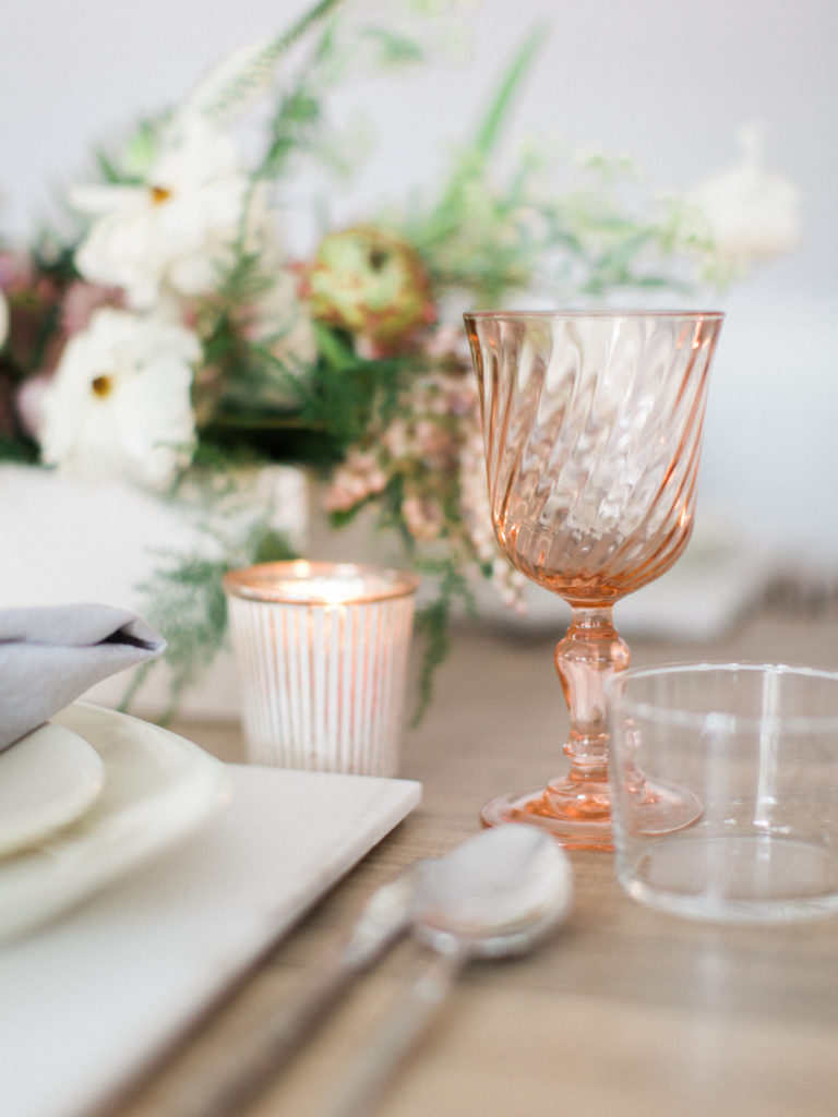 Bridal Pop Up Featuring Our Glassware