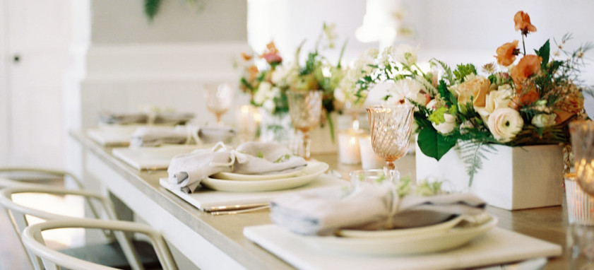 Cottage Luxe Tablescape