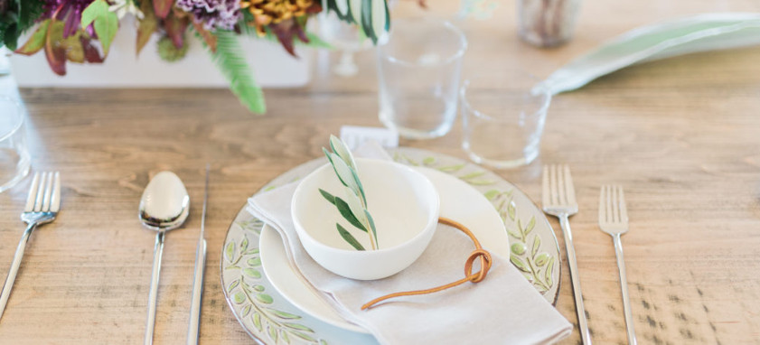 Cottage Luxe Designed Tablescape