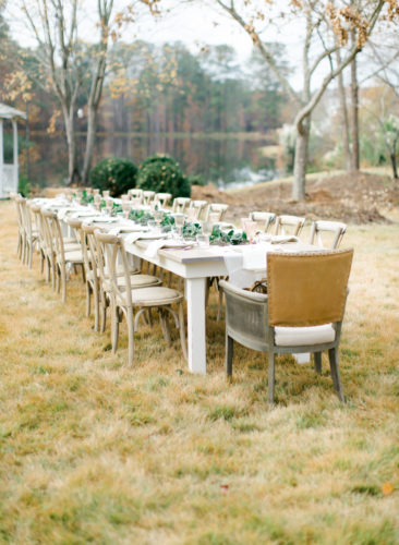 Cottage Luxe Elegant Wedding Event Rentals Raleigh And Wilmington - Farm table wake forest nc