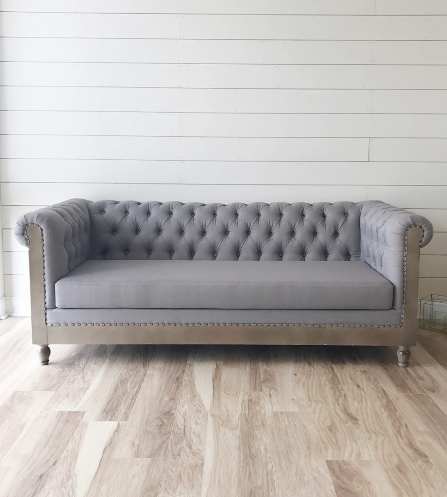 Upholstered Sofas Cottage Luxe